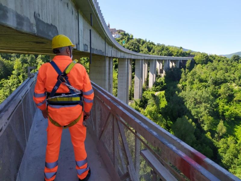 Highway bridge inspections