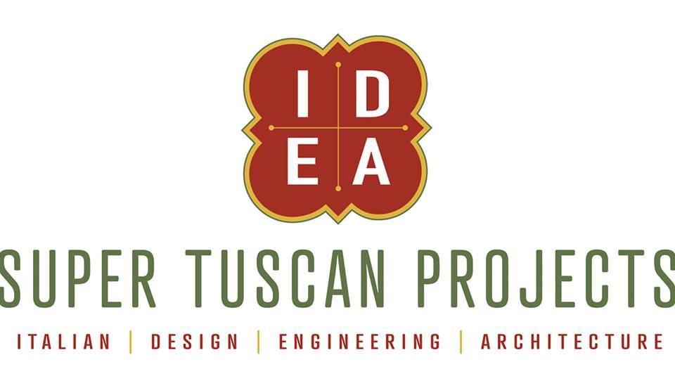 logo di IDEA Super Tuscan Projects